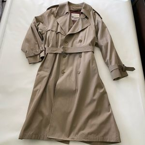 Vintage, London Fog trench coat